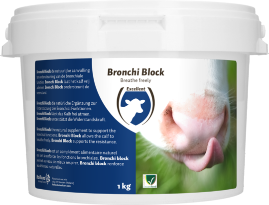 Bronchi Block Kalf 1 kg
