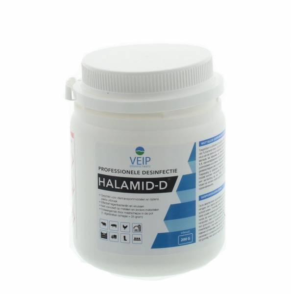 Halamid-D Desinfectie
