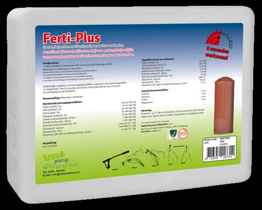 Ferti Plus Mineralenbolus 20 stuks