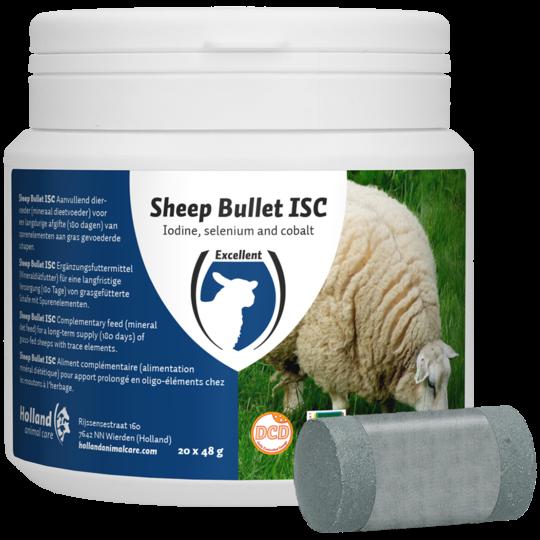 Sheep Bullet ISC Schaap 20 stuks
