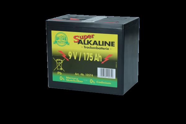 Batterij Durobat Afrastering 9 V 165Ah/175 Ah