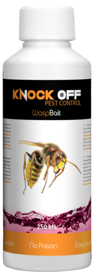 Knock Off Wasp Bait Wespenlokstof