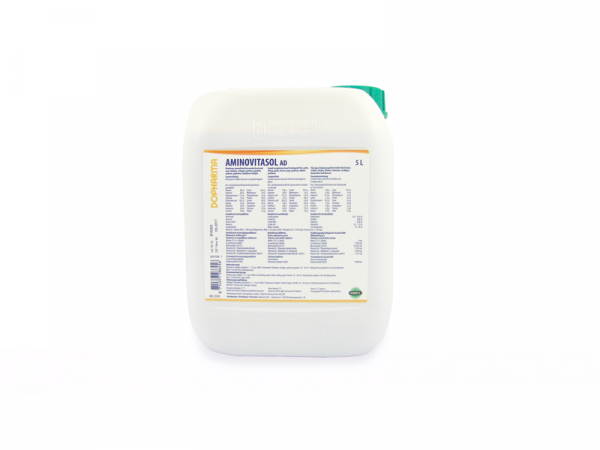 Aminovitasol AD Eviban Dopharma 5 liter