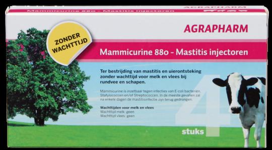 Mammicurine 880 injectoren