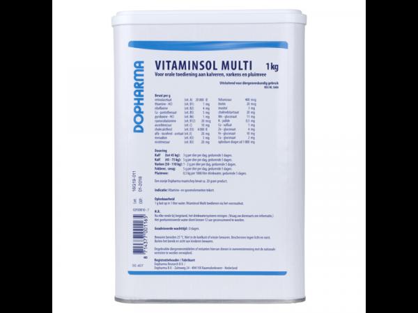 Vitaminsol Multi 1 kg
