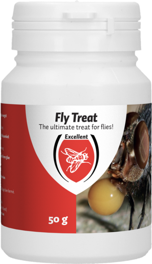 Vliegen Traktatie Resoluut 50 gram