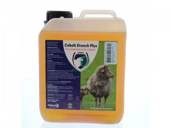 Cobalt Drench Plus 2.5 liter