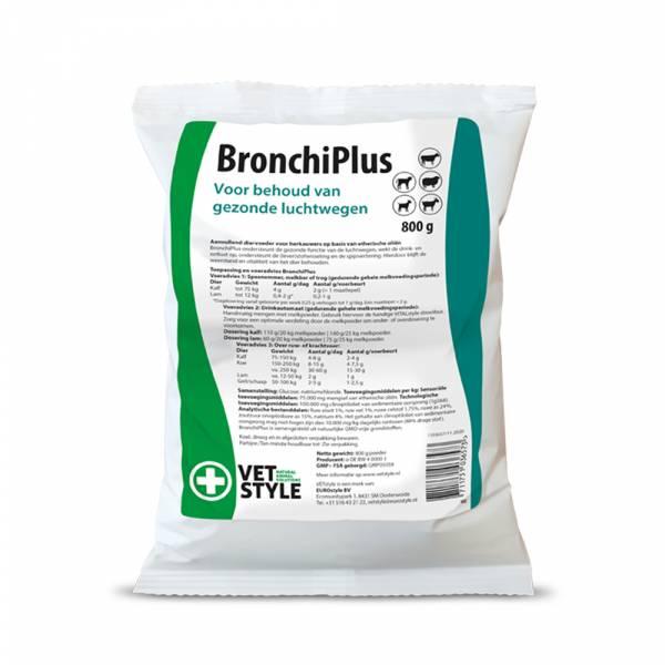 BronchiPlus VetStyle Luchtwegen Kalf 3 x 800 gram