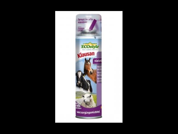 Klausan Violetspray Ecostyle Sprayflacon 200 ml
