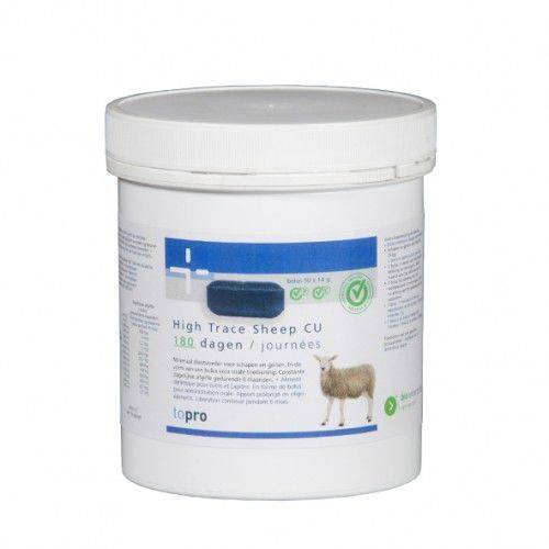 Topro High Trace Sheep Bolus 50 stuks
