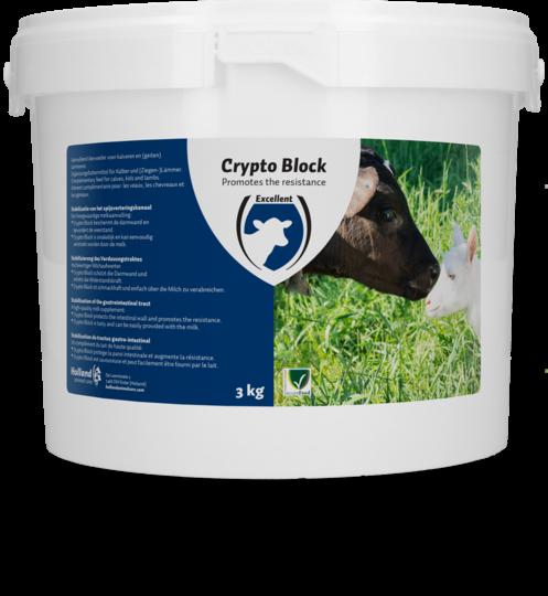 Crypto Block Kalf 3 kg