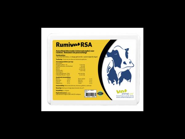 Rumivet RSA Herkauw Bolus 4 stuks