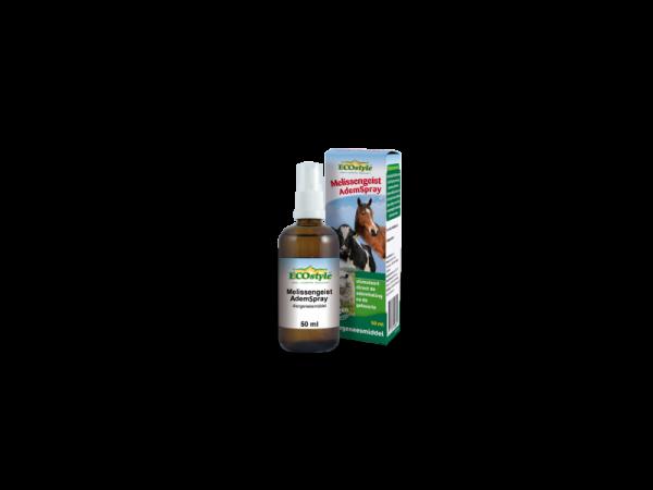 Datumvoordeel (op=op) Melissengeist Ecostyle Ademspray flacon 50 ml