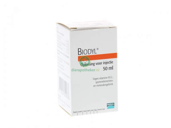 Biodyl inj. 50 ml