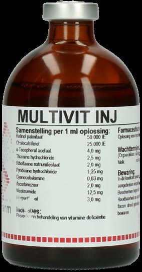 Multivitamine Inj. 100 ml