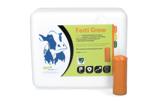 Ferti Grow 20 bolussen
