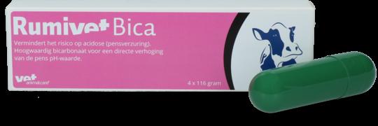 Rumivet BiCa Bolus Pensverzuring Melkvee 4 stuks